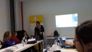 Kick off meeting in Evora, Portugal