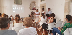 Second meeting in Bitonto, Italy