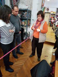Third meeting in Pecs, Hungary