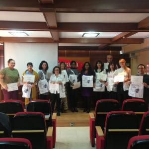 Final meeting in Badajoz, Spain